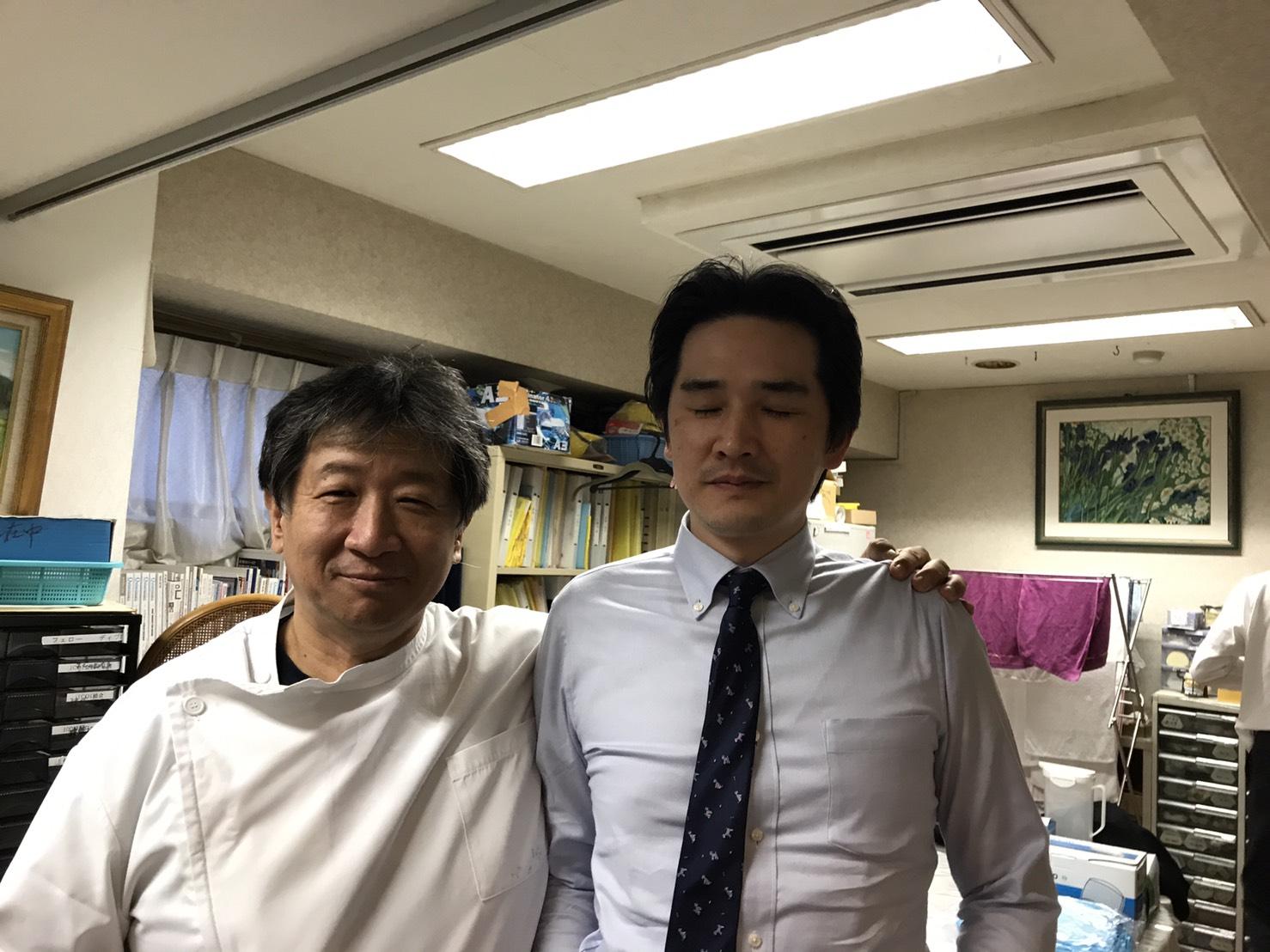 河奈裕正教授
