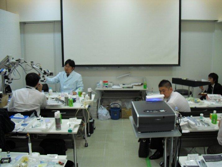 東京恵比寿で歯の根の治療