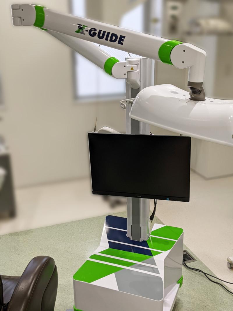 インプラント手術ナビゲーションシステム